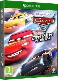 WARNER BROS. Cars 3 hra XONE