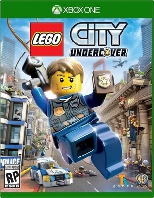 WARNER BROS. Lego City Undercover hra XOne