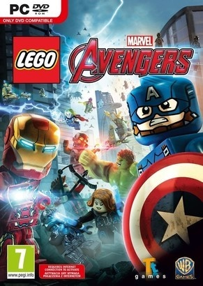 WARNER BROS. LEGO Marvel Avengers PC WB