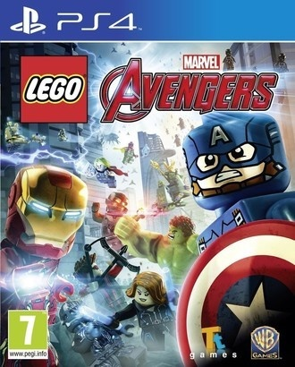 WARNER BROS. LEGO Marvel Avengers PS4 WB