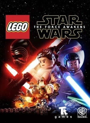 WARNER BROS. Lego Star Wars:The Force Awakens hra PC