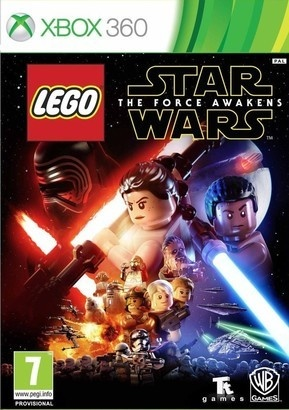 WARNER BROS. Lego Star Wars: The Force Awakens X360
