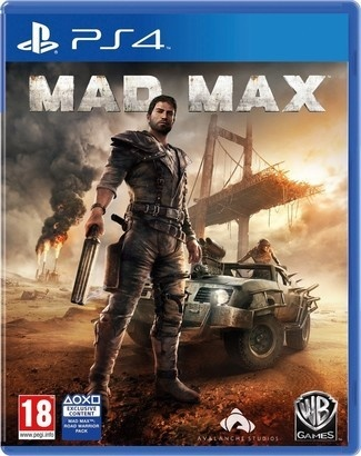 WARNER BROS. Mad Max PS4