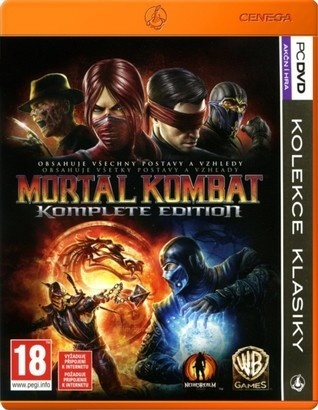 WARNER BROS. Mortal Kombat 9: Komplete Edition PC