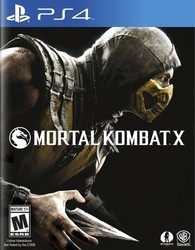 WARNER BROS. Mortal Kombat X hra PS4