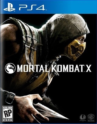WARNER BROS. Mortal Kombat X PS4