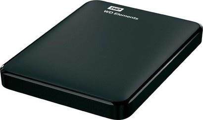 WD HDD 1,5TB USB3.0 Black Elements