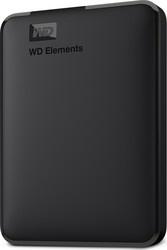 WD HDD 1TB USB3.0 Elements Portable BK