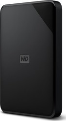 WD HDD 1TB USB3.0 Elements SE BK