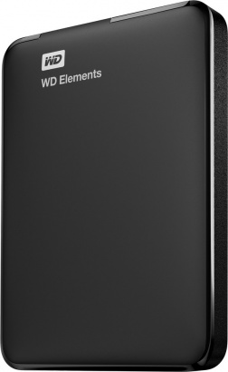 WD HDD 2TB USB 3.0 Elements Bk