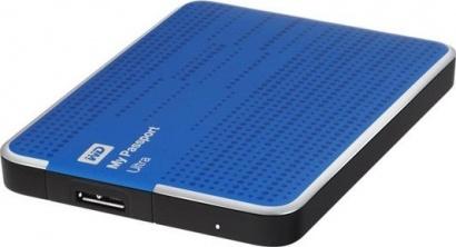 WD HDD My Passport ULTRA 2.5 1TB Blue
