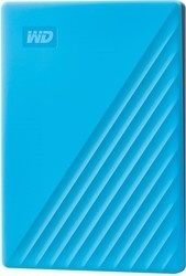 WD My Passport Portable 4TB Blue