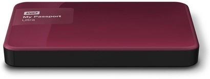 WD MyPassport Ultra 1TB, Wild Berry