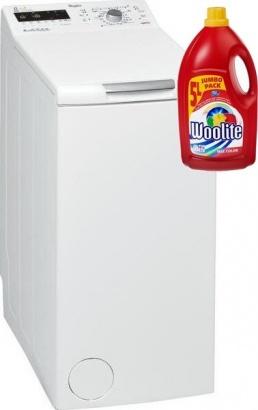 Whirlpool WTLS 60912 ZEN + WOOLITE 5l