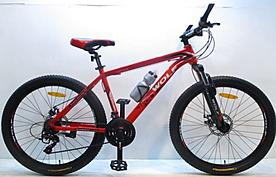 "WOLF Loops 26"" Alloy red"