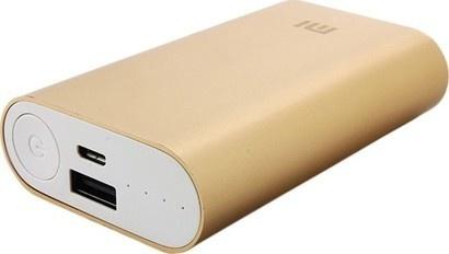 Xiaomi Powerbank 10000 mAh zlatá 967213