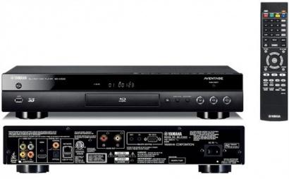 Yamaha BD-A1020 BLACK
