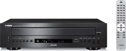 Yamaha CD-C600 Black