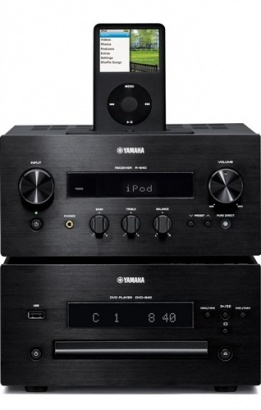 Yamaha DVD+R 840 BLACK