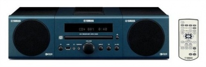 Yamaha MCR 040 DARK BLUE