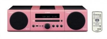 Yamaha MCR 040 PINK