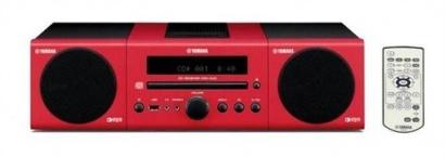 Yamaha MCR 040 RED