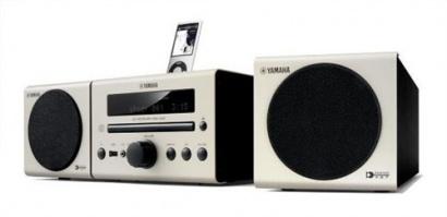 Yamaha MCR 040 WHITE