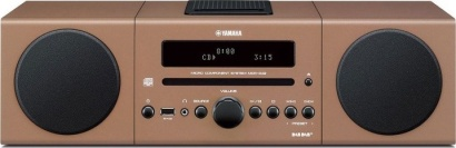 Yamaha MCR 042 Brown