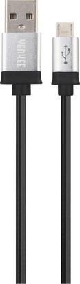 Yenkee YCU 201 BSR kabel USB / micro 1m