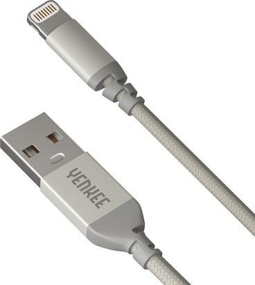 Yenkee YCU 612 SR USB / lightning 2m