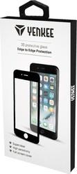 Yenkee YPG 3D05 3D ochranné sklo iPhone 7BK