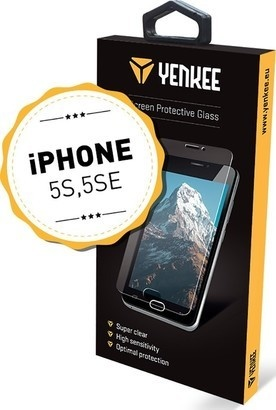 Yenkee YPG NO07 ochranné sklo iPhone 5SE