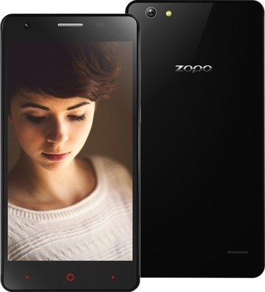 Zopo ZP720 Focus Black