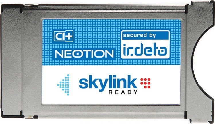 Neotion Modul Irdeto CI + Skylink Ready