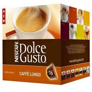 Nescafé Dolce Gusto Caffé Lungo 16 ks