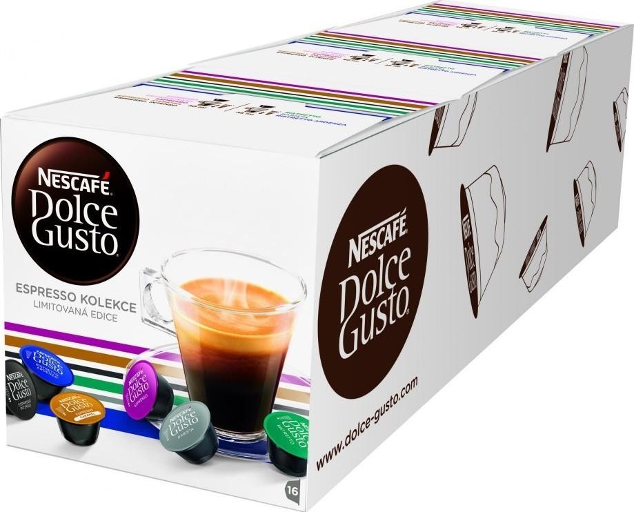 Nescafé Dolce Gusto černý mix