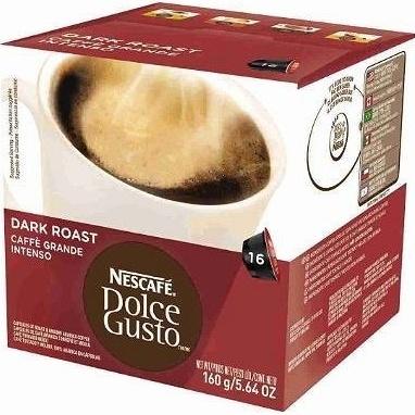 Nescafé Dolce Gusto Grande Intenso 16 ks