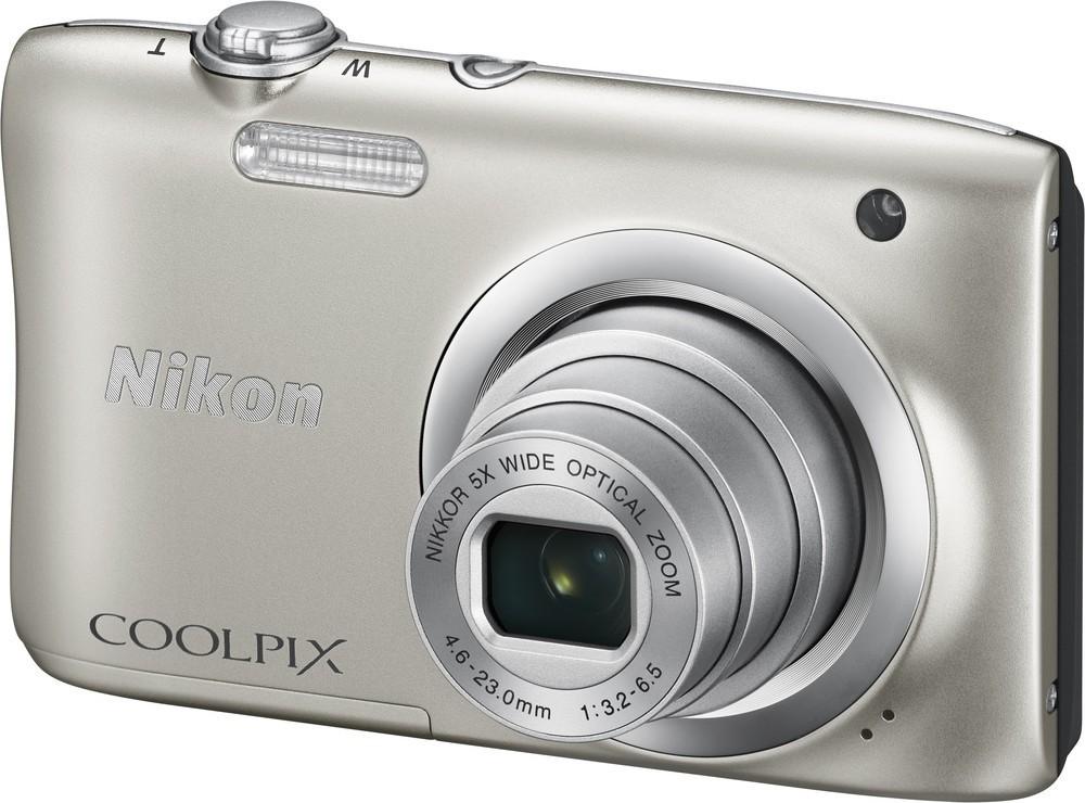Nikon Coolpix A100 Silver