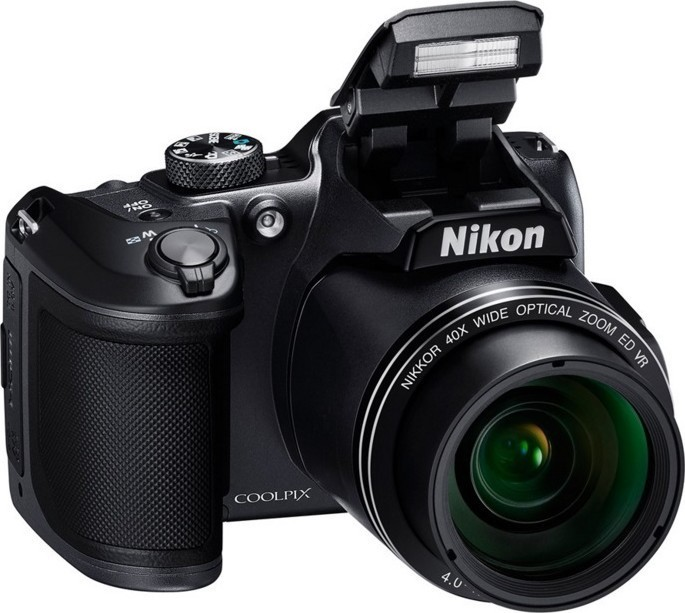 Nikon Coolpix B500 black