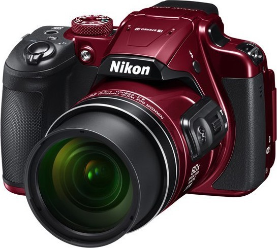 Nikon Coolpix B700 Red
