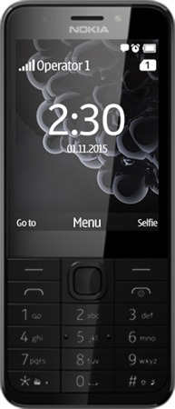 Nokia 230 DS Black