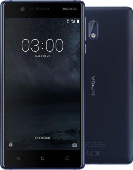 Nokia 3 DS Blue