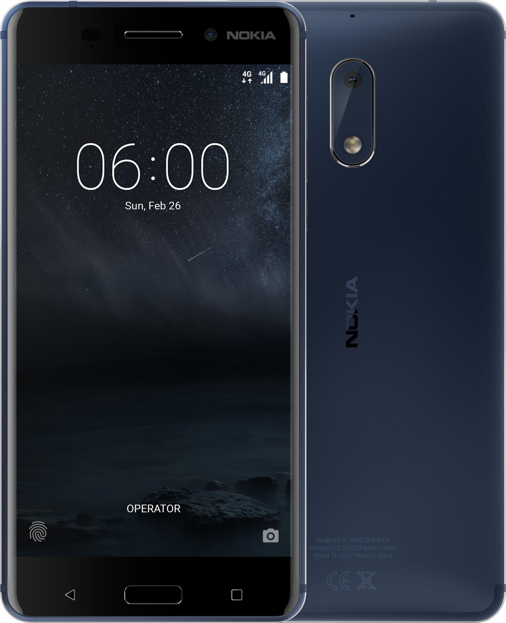 Nokia 6 DS Blue