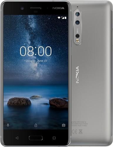 Nokia 8 DS Steel