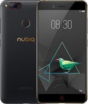 Nubia Z17 mini DS 4 + 64GB Black/Gold