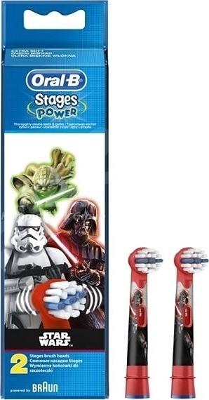 Oral-B EB 10-2 Kids Star Wars náhradní kartáčky