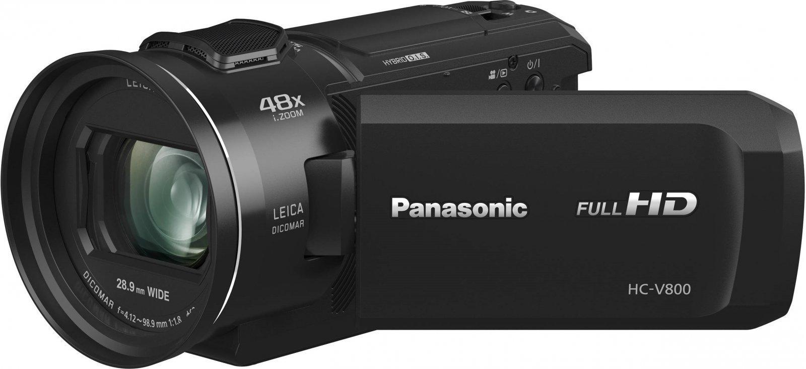 Panasonic HC V800EP-K