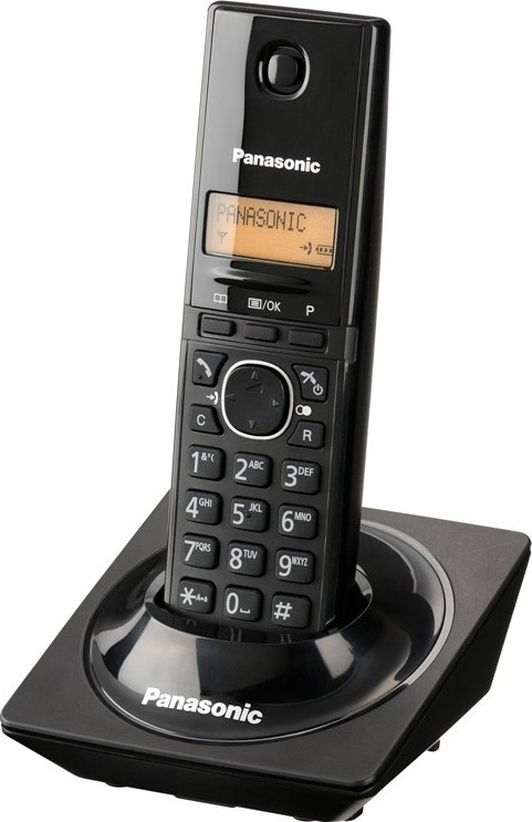 Panasonic KX-TG1711FXB černá