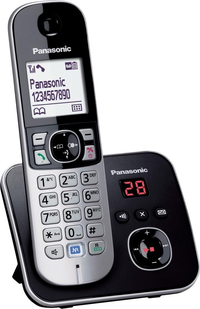 Panasonic KX TG6821FXB DECT + záznamník
