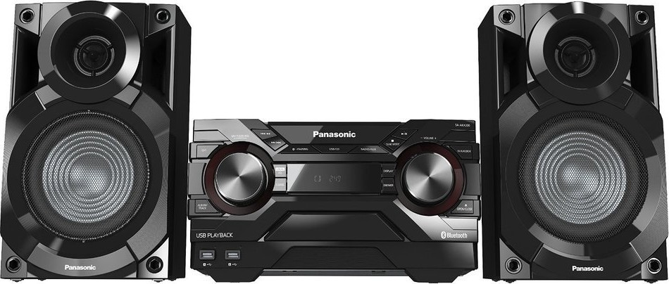Panasonic SC AKX200E-K